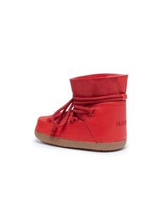 INUIKII Kids 'Classic' shearling toddler sneaker boots