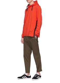 adidas x C.P. Company  Goggle hoodie