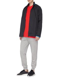 adidas x Oyster Holdings '48 Hour' detachable sleeve jacket