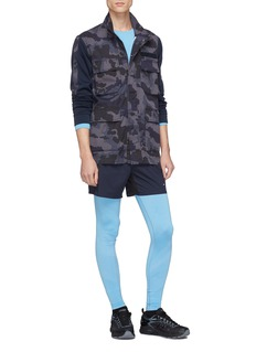 Kiko Kostadinov x ASICS jacquard panel leggings