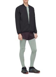 Kiko Kostadinov x ASICS jacquard panel slim fit seamless T-shirt
