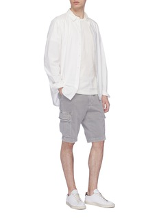 James Perse Cargo sweat shorts