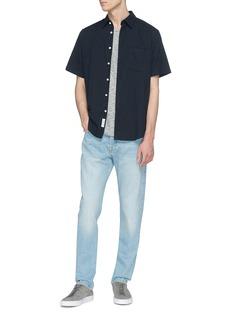 rag & bone 'Fit 3' short sleeve beach shirt