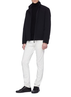Theory 'Harris' stand collar down jacket