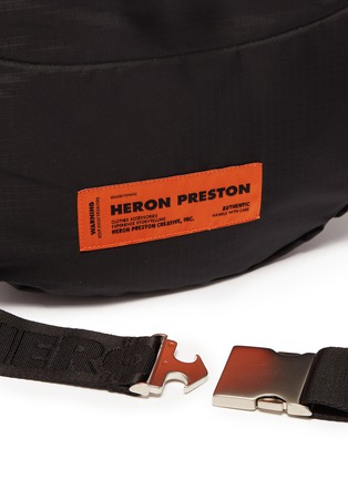 - Heron Preston - Python print bum bag