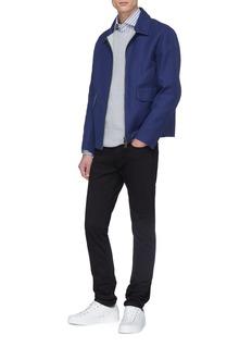 ISAIA 'Milano' stripe shirt