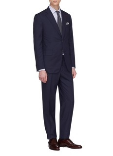 ISAIA 'Gregory' wool jacquard suit