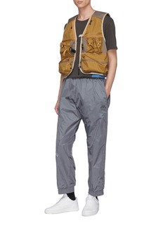 A-COLD-WALL* Stripe outseam ripstop jogging pants