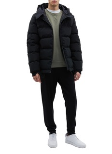 Templa Waterproof hooded down puffer jacket