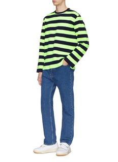 Sunnei Stripe knit top