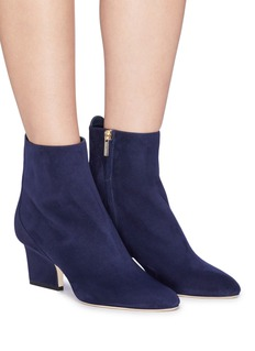 Jimmy Choo 'Autumn 65' suede booties