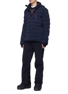 AZTECH MOUNTAIN  'Nylon Nuke' Toray Dermizax EV down puffer jacket