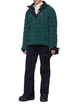 Figure View - Click To Enlarge - Aztech Mountain - 'Team Aztech' Primaloft® padded Toray Dermizax EV ski pants