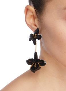 Jennifer Behr 'Orchid' drop earrings