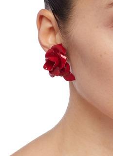 Jennifer Behr 'Sera' rose earrings