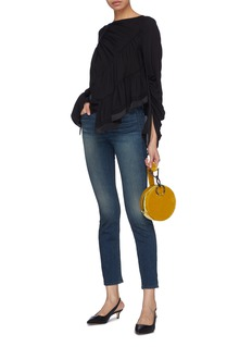 3x1 'W3 Higher Ground Jesse' chevron seam jeans