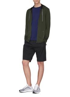 Falke Sports 'Flight' performance zip hoodie