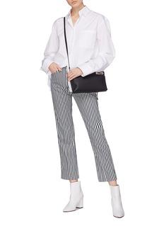 rag & bone/JEAN Stripe straight leg pants