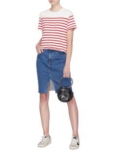 rag & bone/JEAN 'Halsey' stripe T-shirt
