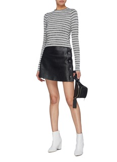 rag & bone/JEAN Stripe long sleeve T-shirt