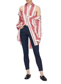 Frame Denim 'Le Skinny de Jeanne' cropped jeans