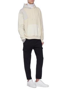 John Elliott Patchwork hoodie