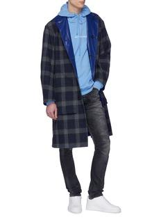 John Elliott 'The Cast 2' ripped skinny jeans