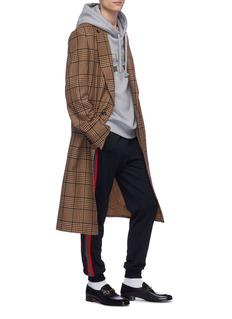 Gucci Web stripe outseam jogging pants