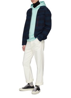 Acne Studios Straight leg twill pants