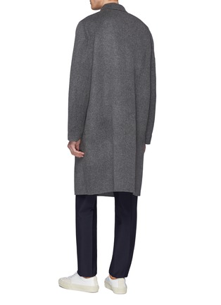 Back View - Click To Enlarge - Acne Studios - 'Chad' wool-cashmere melton coat