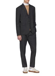 Acne Studios 'Antibes' notched lapel wool soft blazer