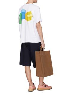 Acne Studios Block print T-shirt