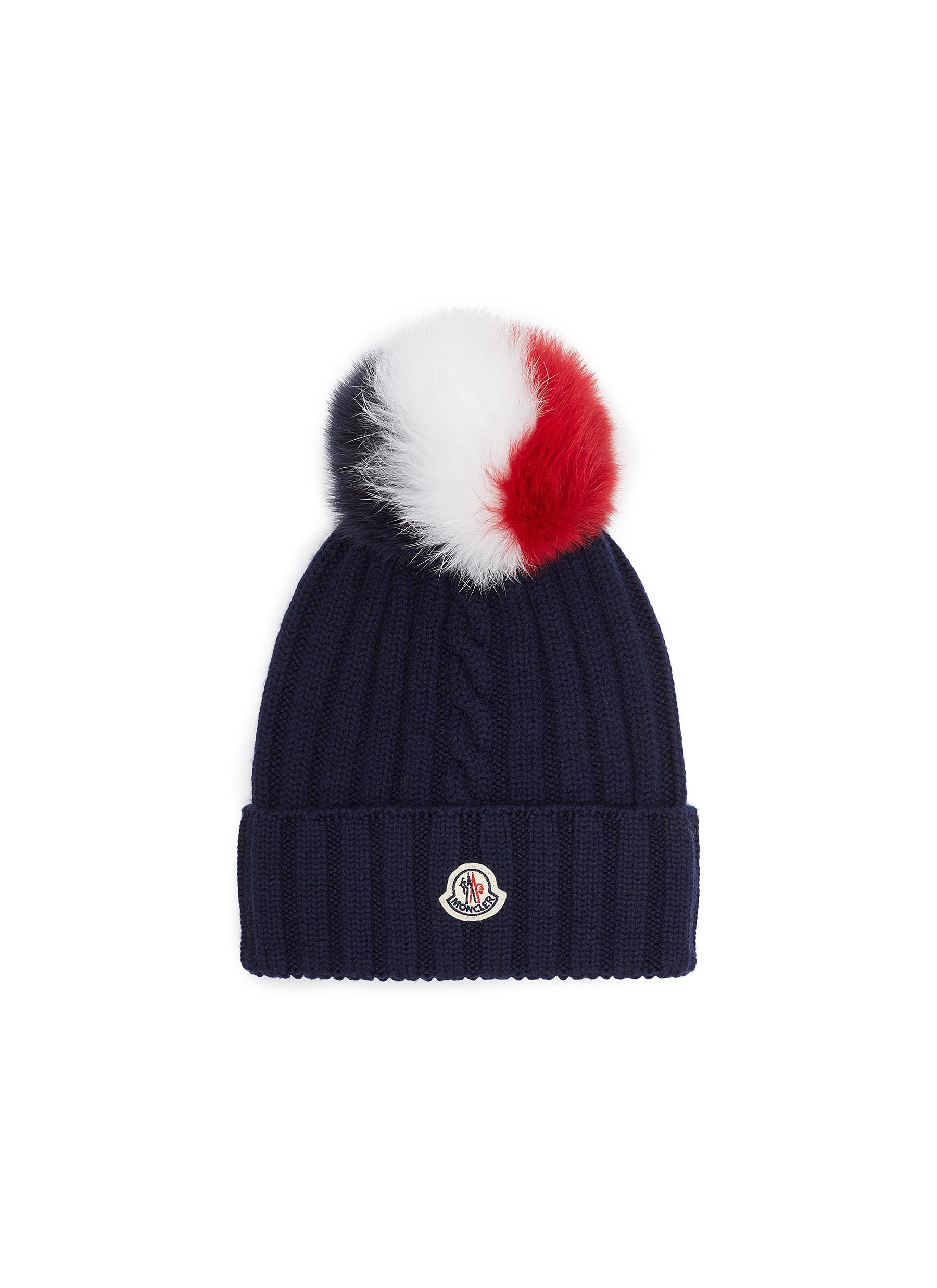 1a4aa265902 Women s Moncler Hats - Lyst - Your World of Fashion