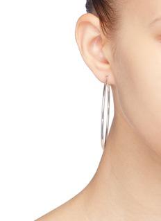 Kenneth Jay Lane Small hoop earrings
