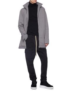 Rick Owens DRKSHDW Retractable hood jacket