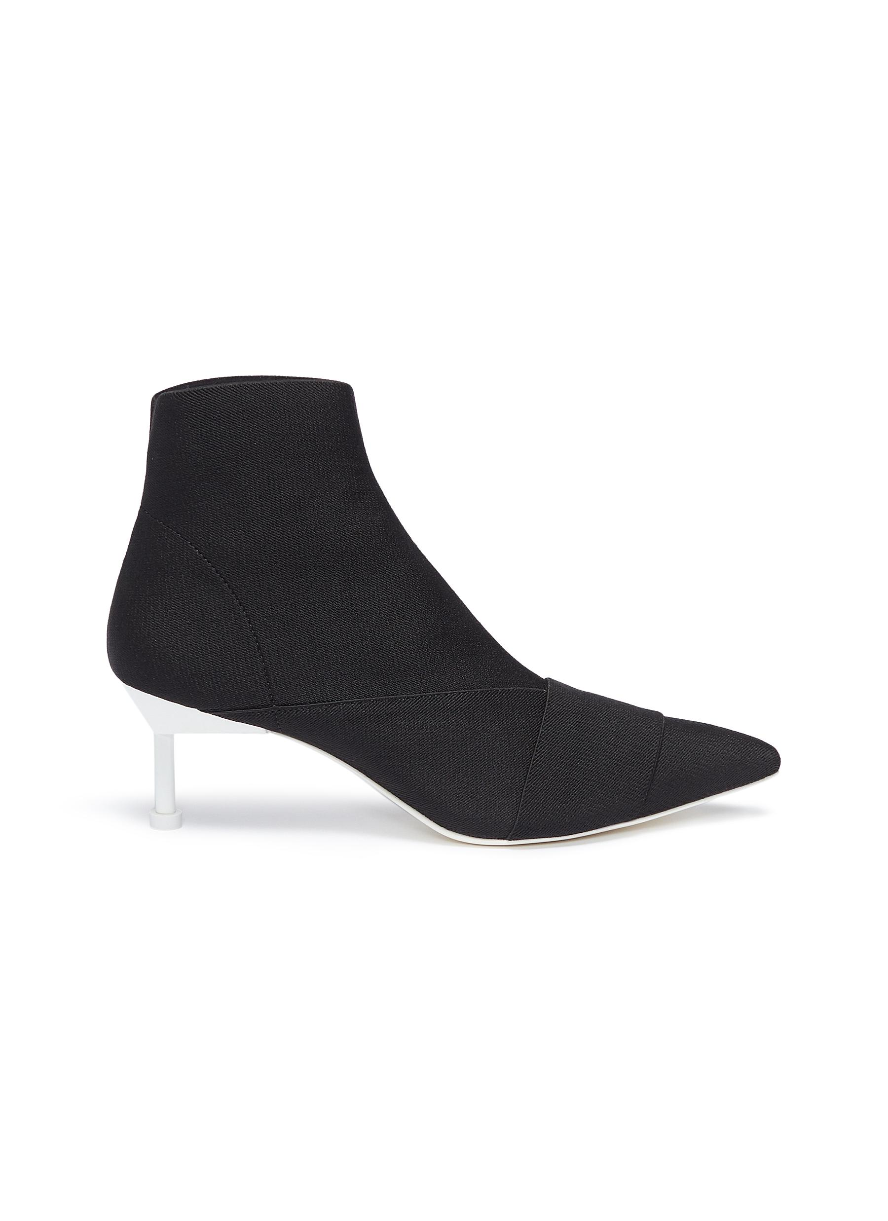 Kera Mid stretch ankle boots by Mercedes Castillo