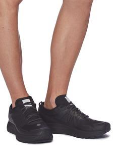 Satisfy x Salomon 'Sonic RA Max' mesh sneakers