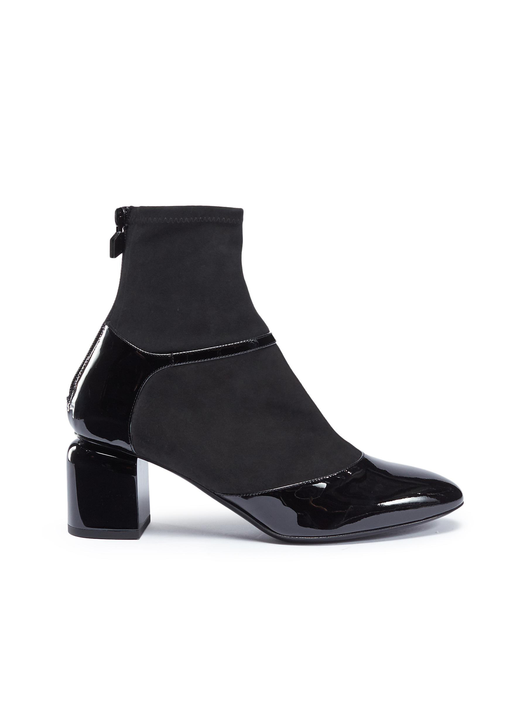 3704720b7ec Main View - Click To Enlarge - Pierre Hardy -  Laura  patent leather stretch