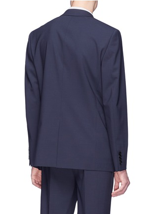 Back View - Click To Enlarge - THEORY - 'Chambers' virgin wool soft blazer