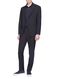 Theory 'Mayer' virgin wool suiting pants