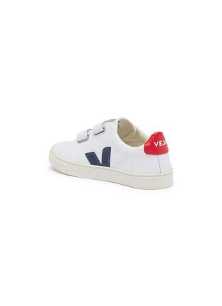 5cd296c3c4 Figure View - Click To Enlarge - Veja -  Esplar  leather kids sneakers