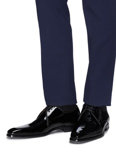 Magnanni Patent leather Derbies