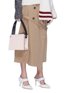 Danse Lente 'Zoe' keyhole strap asymmetric leather shoulder bag