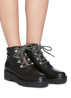 3.1 Phillip Lim 'Dylan' leather hiking boots