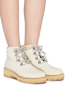 3.1 Phillip Lim 'Dylan' suede hiking boots