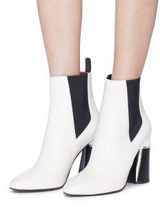 3.1 Phillip Lim 'Drum' leather Chelsea boots
