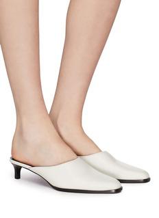 3.1 Phillip Lim 'Agatha' leather mules