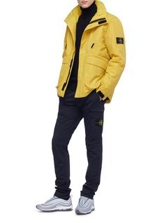 Stone Island Retractable hood PrimaLoft® jacket
