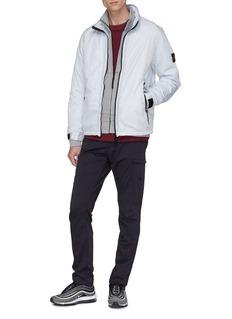 Stone Island Crinkle Reps nylon jacket