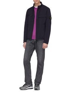 Stone Island PrimaLoft® padded Soft Shell-R shirt jacket